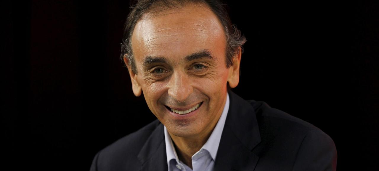 Éric Zemmour : «Dissoudre la France en 800 pages»