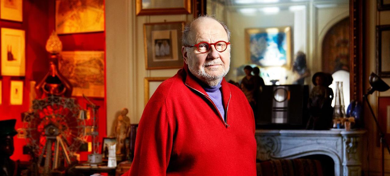 Le journaliste Serge Moati vient de sortir <i>Juifs de France, pourquoi partir?</i>.