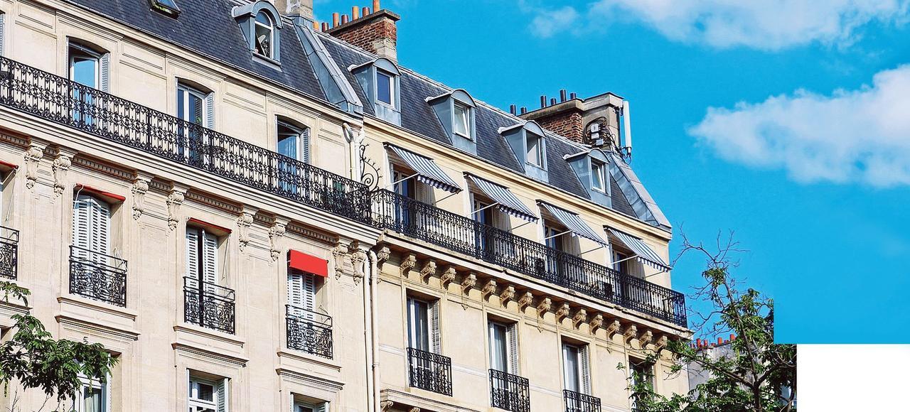 Paris, avec ses immeubles haussmanniens et ses friches industrielles reconverties en lofts, est un véritable «paradis fiscal».