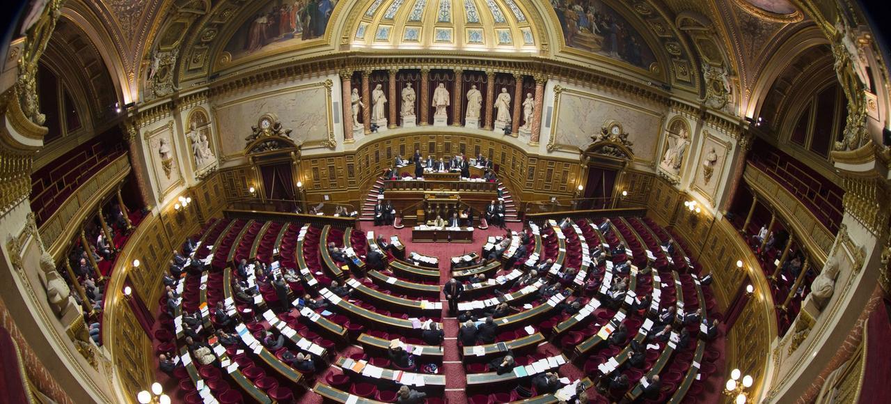 Cet accord international, adopté par le Sénat (ci-dessus) et élaboré par l'OCDE sous l'impulsion du G20, a été signé à Paris le 27janvier 2016 par la France et 50pays
