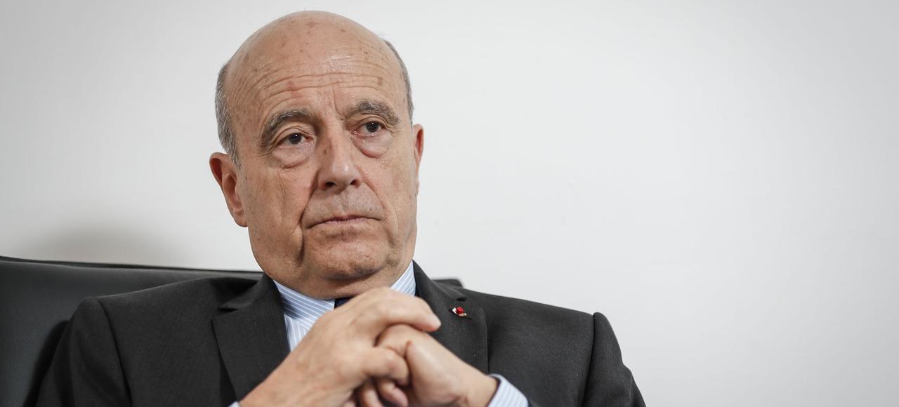 «J'ai dit quelle était ma position: clairement et définitivement, c'est non», a répété Alain Juppé.