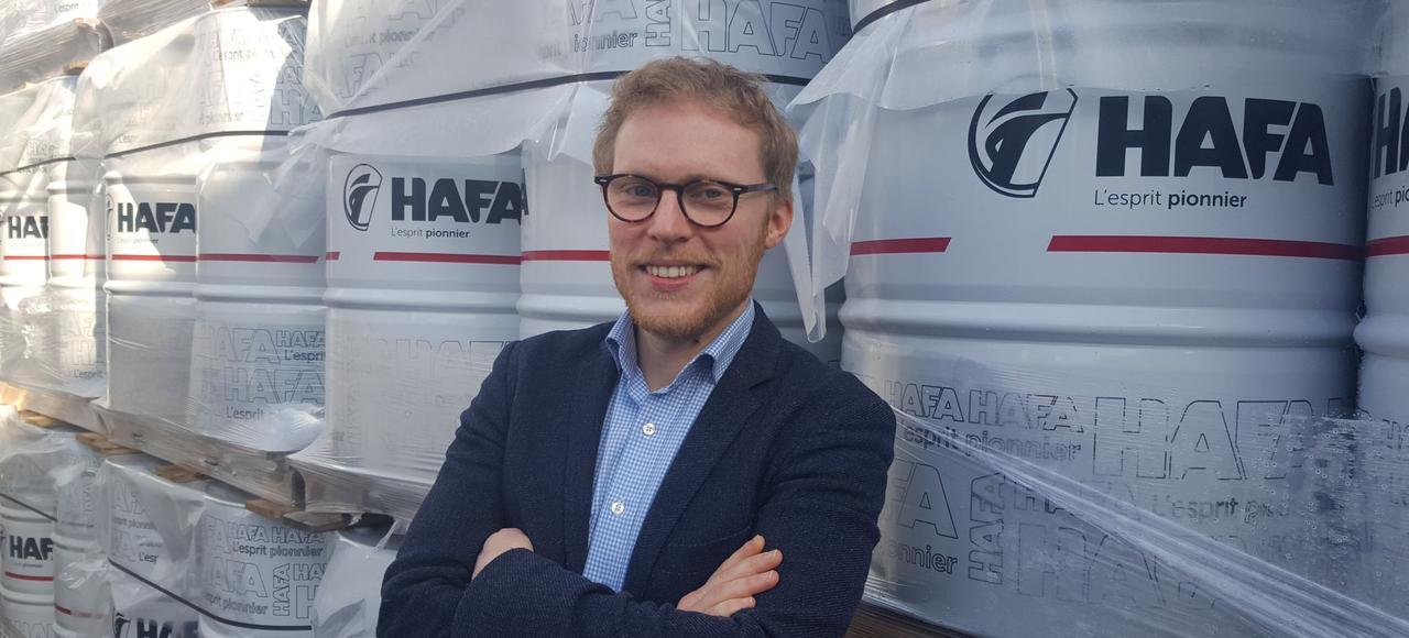 «Le groupe capitalise sur les valeurs et compétences humaines», explique Julen Hue, président de Hafa.