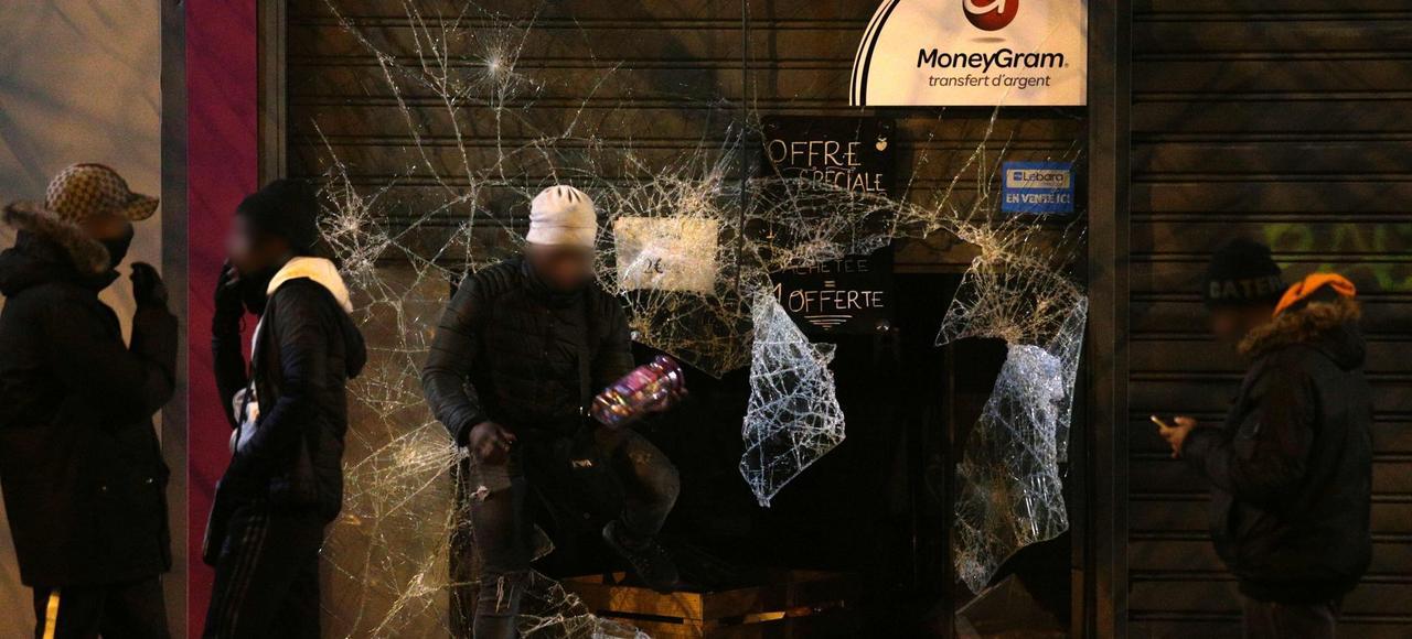 Alexandre Devecchio : «Derrière l'affaire Théo, les banlieues en sécession»