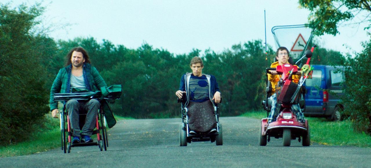 <i>Roues libres</i> aborde tous les sujets sans tabous et tord le cou aux clichés sur le handicap.