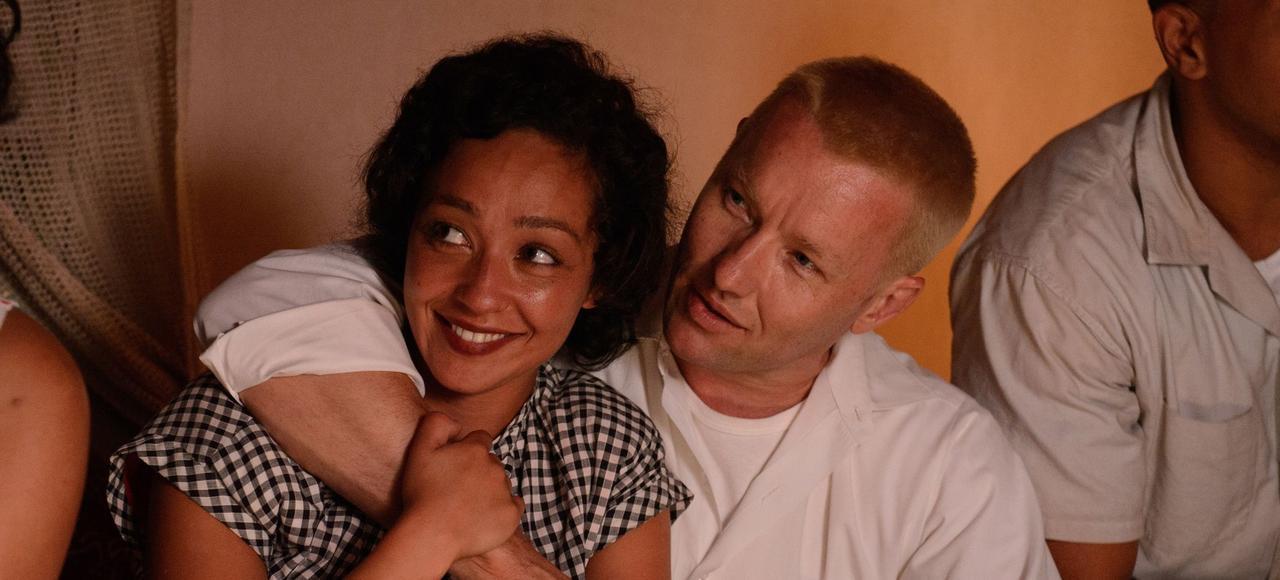 Ruth Negga et Joel Edgerton dans <i>Loving</i>.