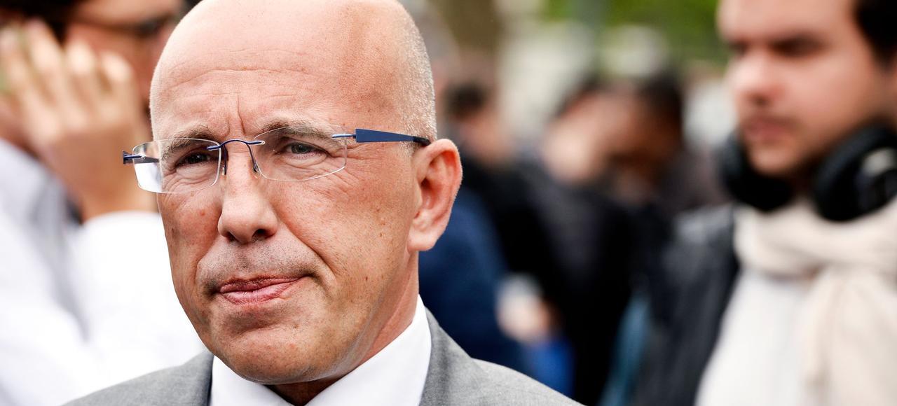 Éric Ciotti, député des Alpes-Maritimes