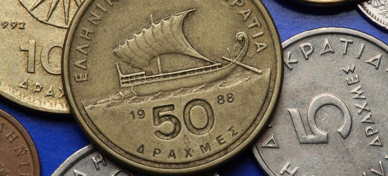 L'idée d'un retour à la drachme semble gagner du terrain dans un pays ravagé par la rigueur, la récession, le chômage et l'instabilité politique.