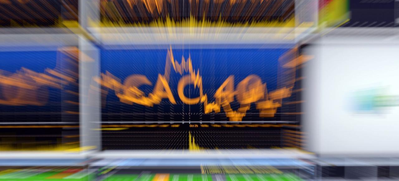 En l'espace d'un an, le CAC 40 a gagné près de 20%.