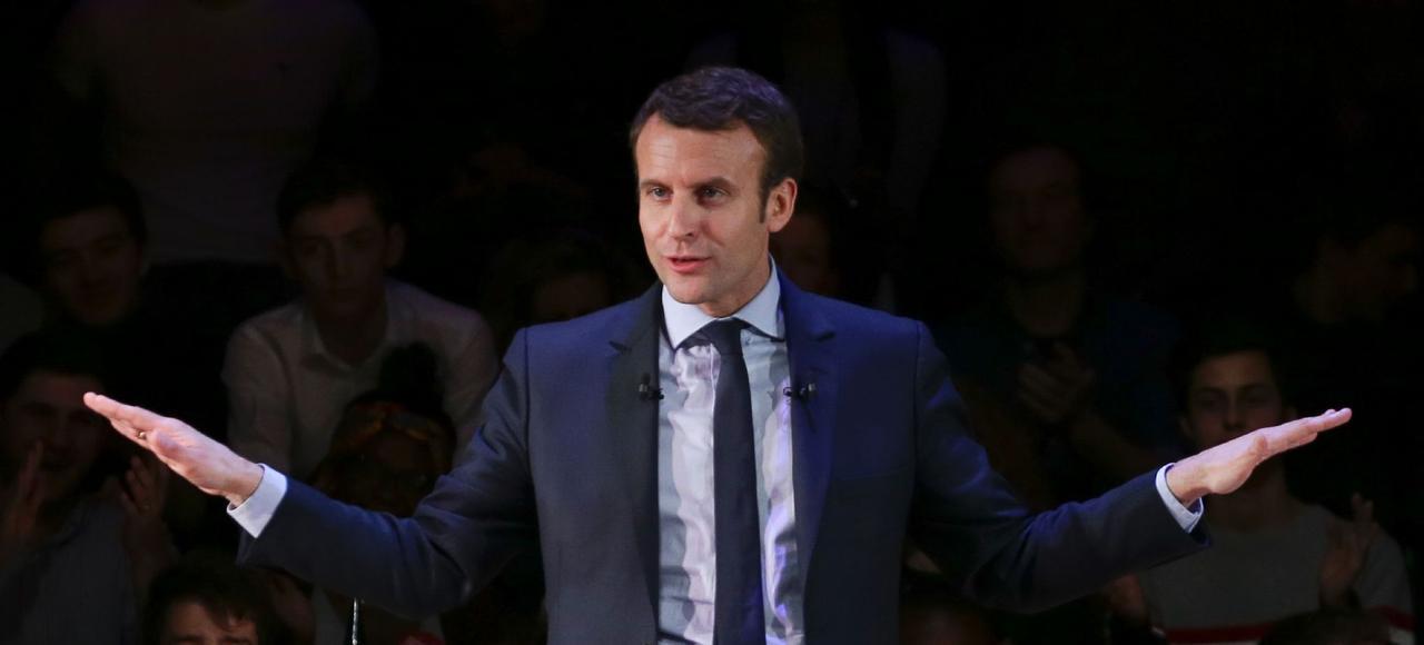 Quand il était ministre de l'Économie, Macron aimait déjà enrôler les bons auteurs, y compris dans ses textes officiels.