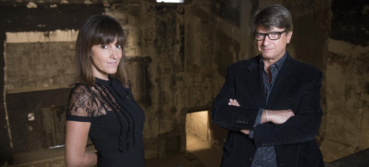 Mélanie et Frédéric Biessy, propriétaires de La Scala.