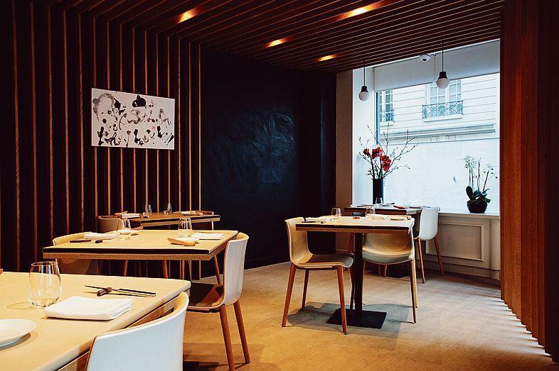L'Archeste, rue de la Tour (XVIe), une passerelle gastronomique entre la France et le Japon.