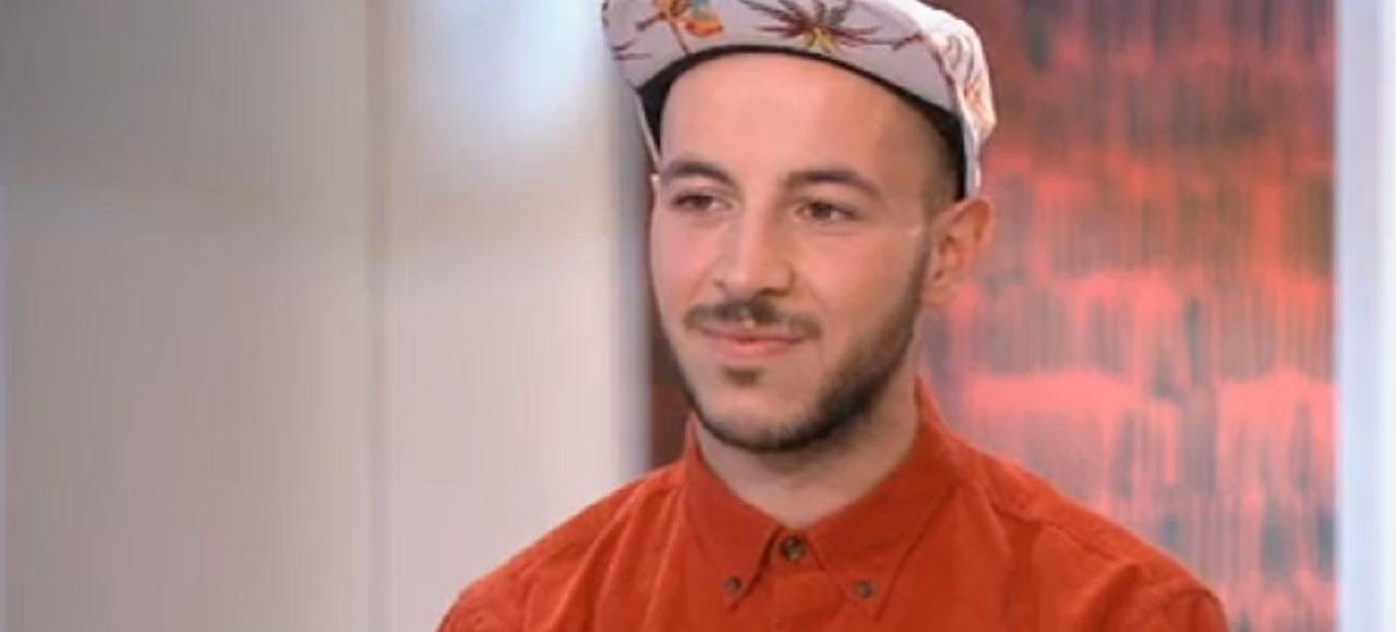 Medhi Meklat, le 10 février, dans l'émission «Thé ou café», sur France 2. (Capture écran)