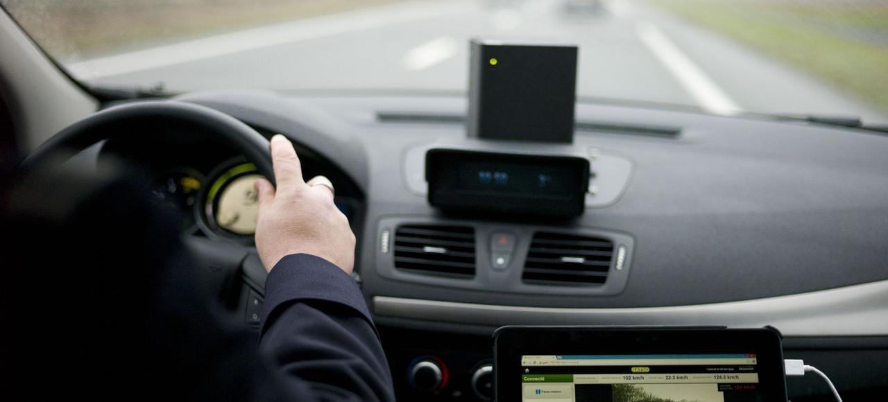 radars mobiles des agents priv s au volant. Black Bedroom Furniture Sets. Home Design Ideas