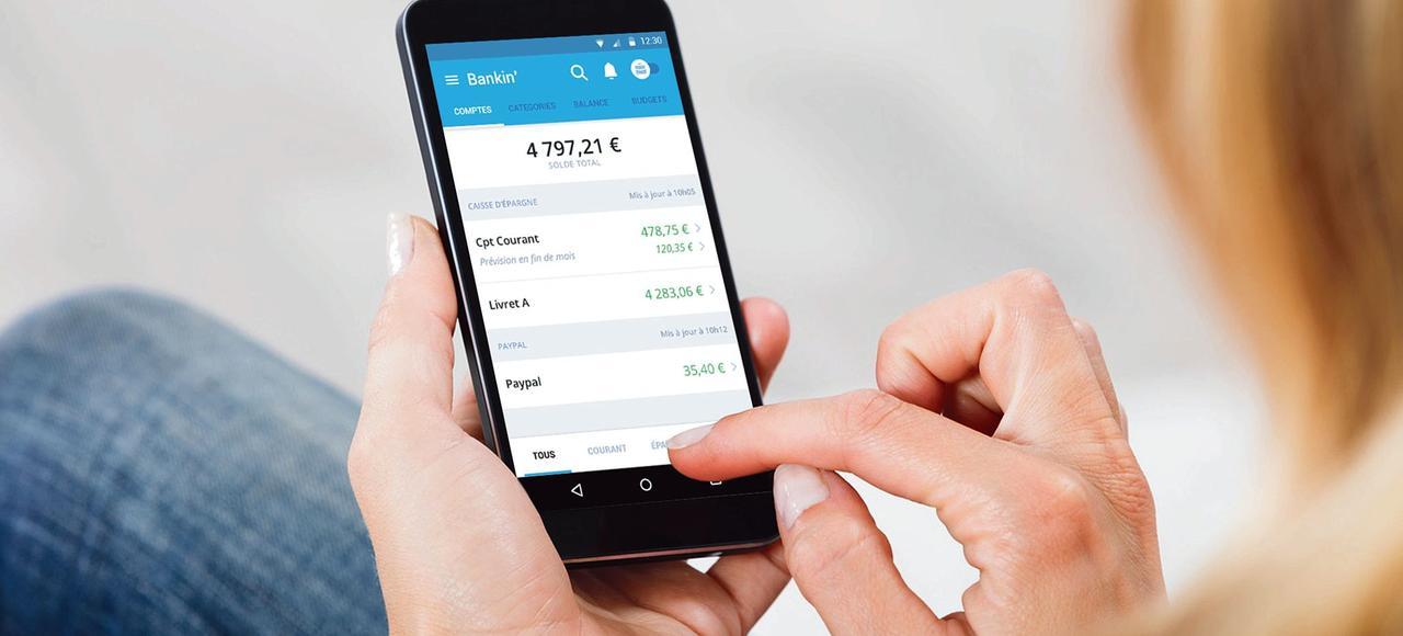Bankin' compte 1,2million d'utilisateurs.