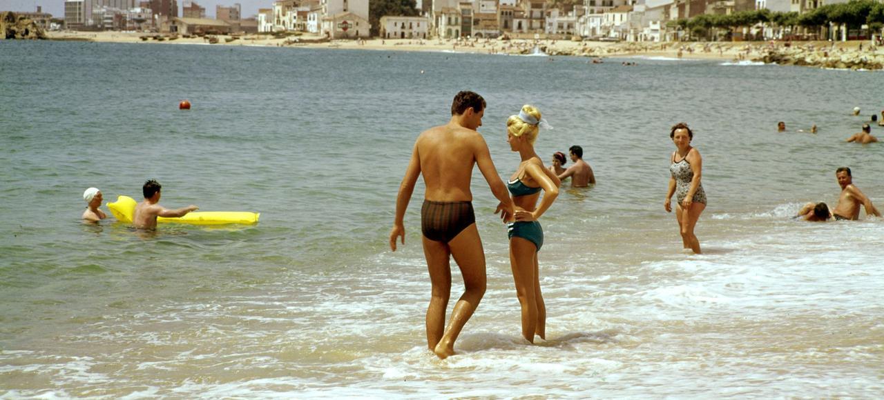 Le héros de <i> Costa Brava </i>retrouve les territoires d'été qui le virent grandir auprès de ses parents