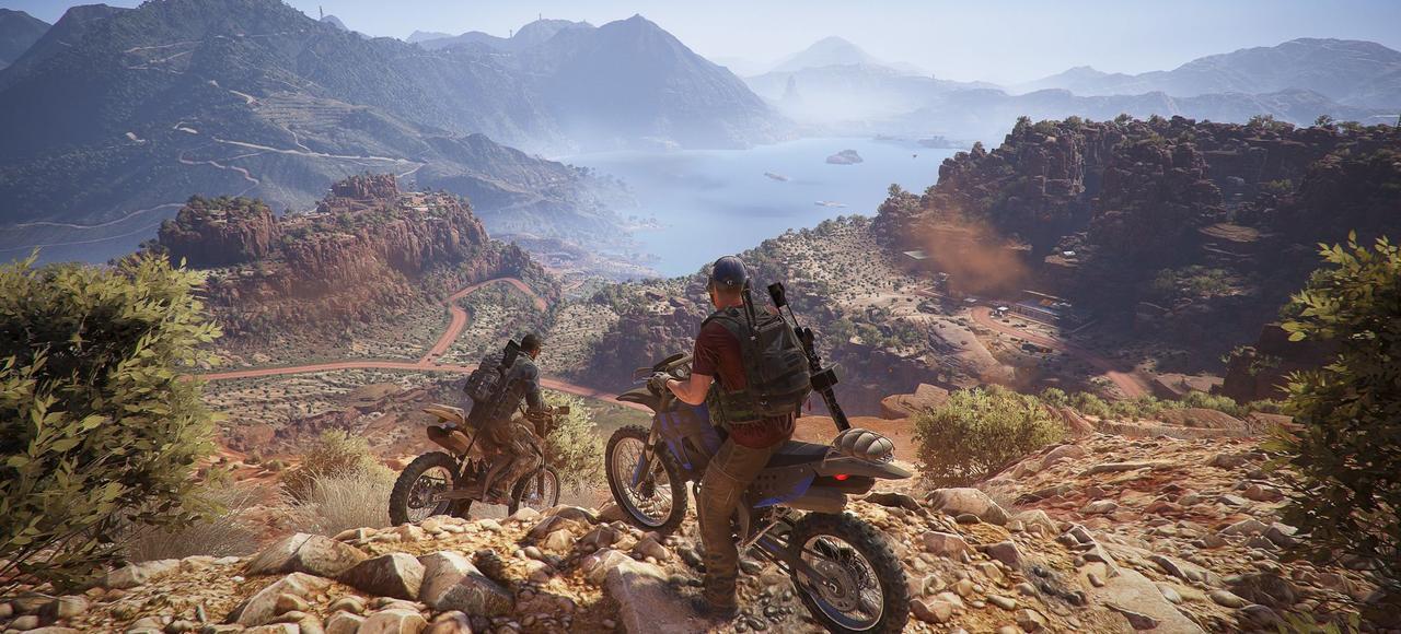 Le jeu vidéo <i>Ghost Recon: Wildlands</i>, de Ubisoft.