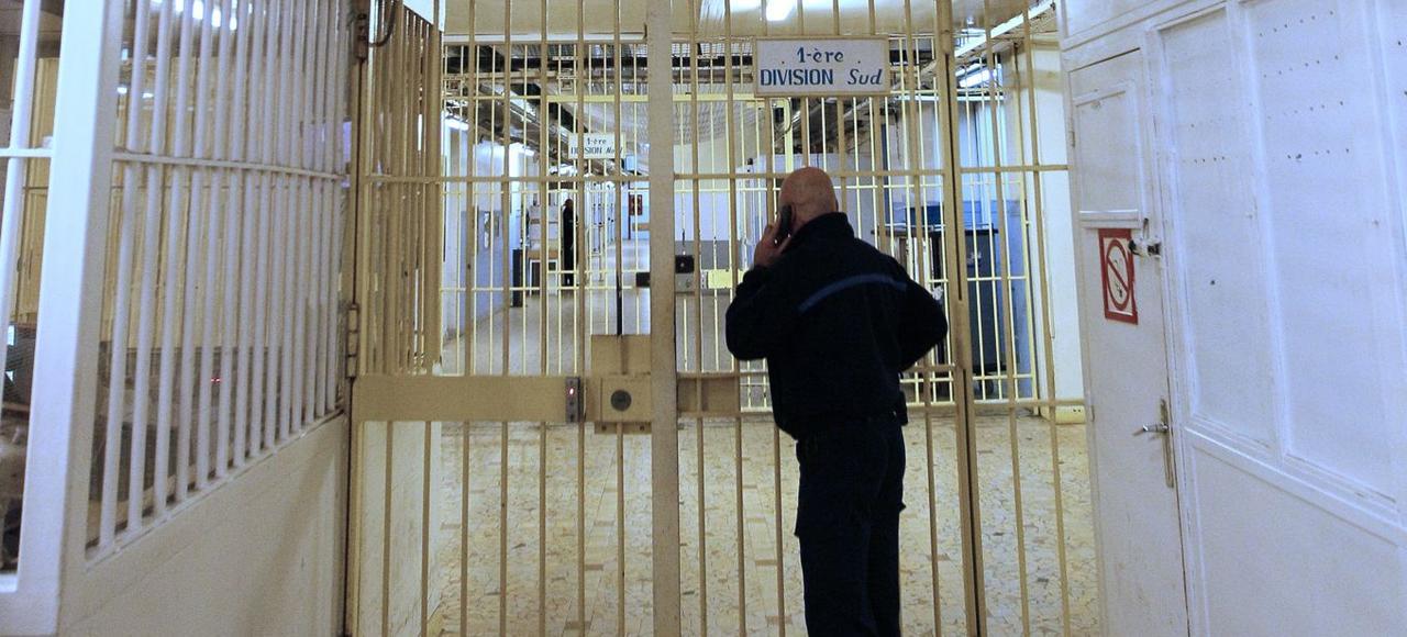 La prison de Fresnes d'où Jean-Paul N. est sorti sans difficulté.