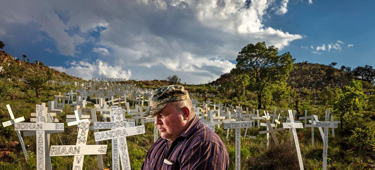 Afrique du Sud : le massacre oublié des fermiers blancs