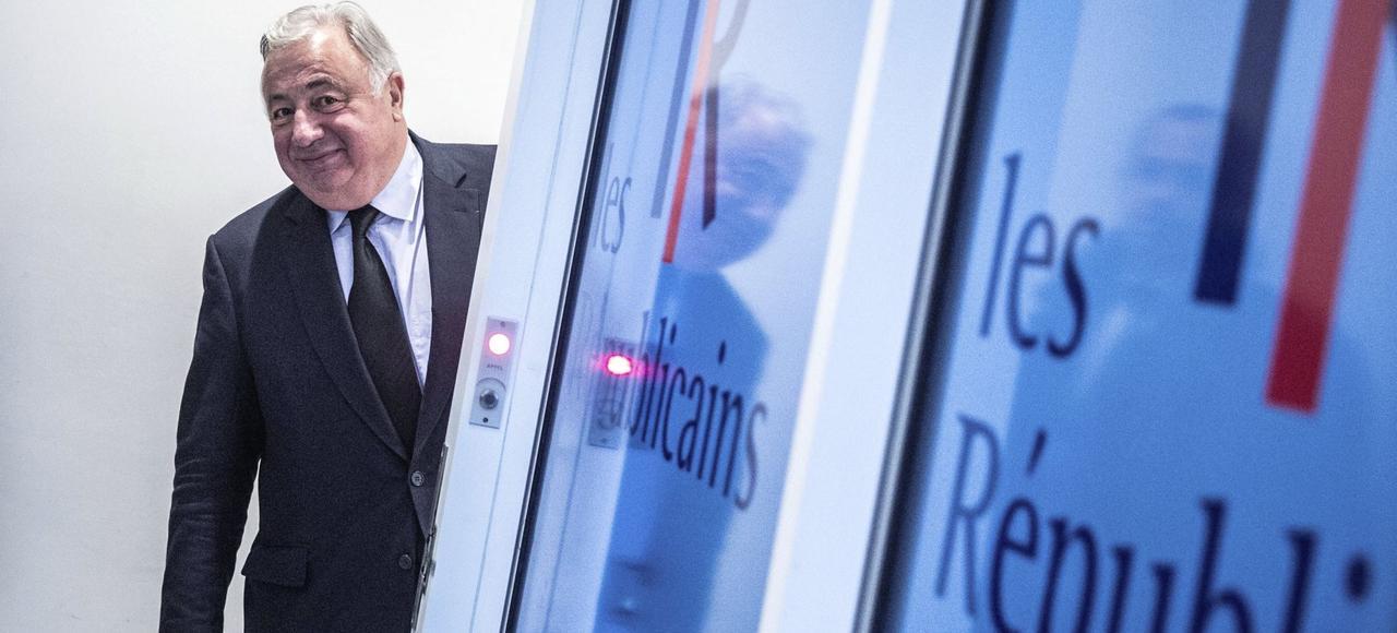 Gérard Larcher entame une deuxième série de discussions avec les syndicats.