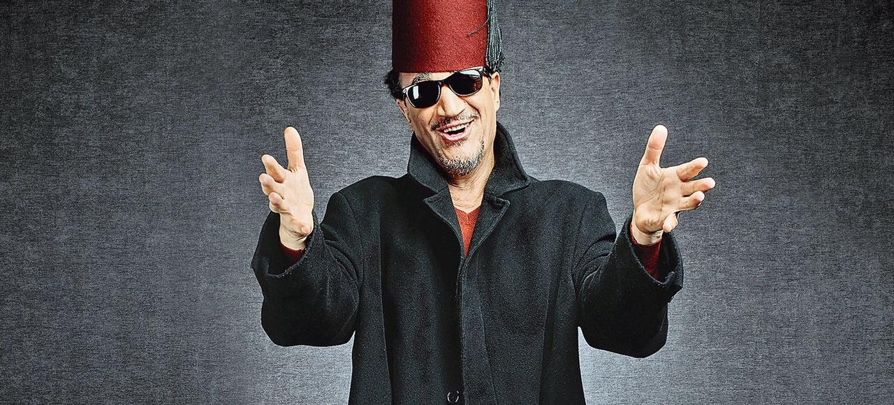 «Le fil conducteur de mon spectacle, c'est l'enfant que j'ai été, l'adolescent, l'homme. Ce sont des scènes qui pour la plupart se situent en Algérie», confie Fellag.