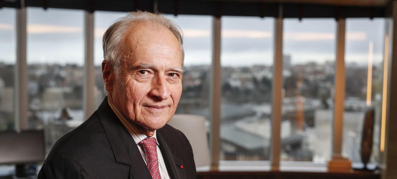 «J'ai notamment beaucoup d'estime pour Jean-Dominique Senard, président de Michelin et Benoit Pottier, PDG d'Air Liquide. Ils dirigent des entreprises qui incarnent les valeurs du capitalisme français: un capitalisme humaniste», explique Xavier Huillard, PDG du groupe Vinci.