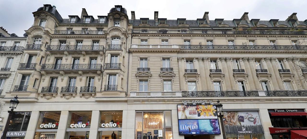 Le groupe va installer un cinq-étoiles de 100 chambres au 144-150 (photo), avenue des Champs-Élysées.