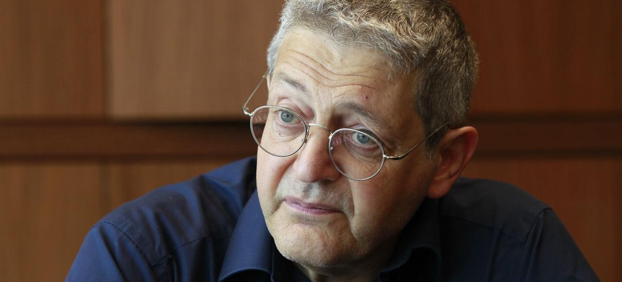 Georges Bensoussan, responsable éditorial du Mémorial de la Shoah et auteur des <i>Territoires perdus de la République</i>.