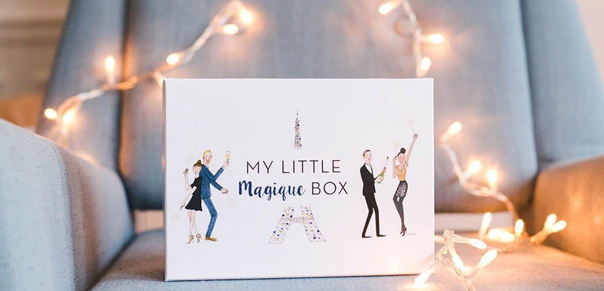 My Little Box a été créée par My Little Paris, filiale du groupe Aufeminin, et compte 150.000 abonnés.