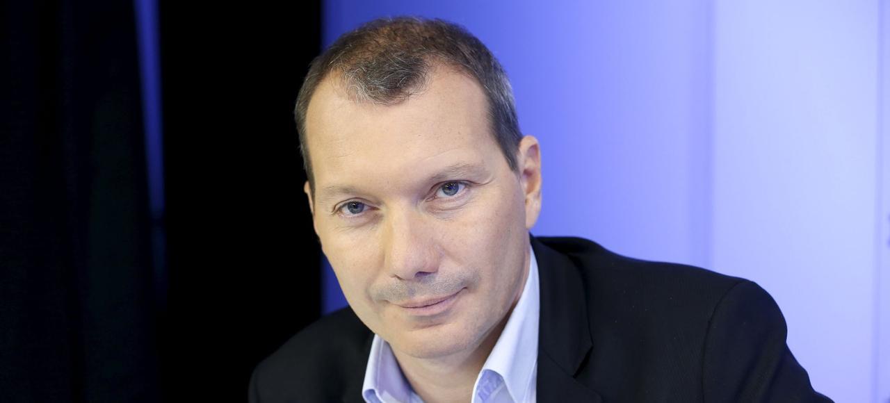 David Cormand, secrétaire national d'Europe Écologie-Les Verts.
