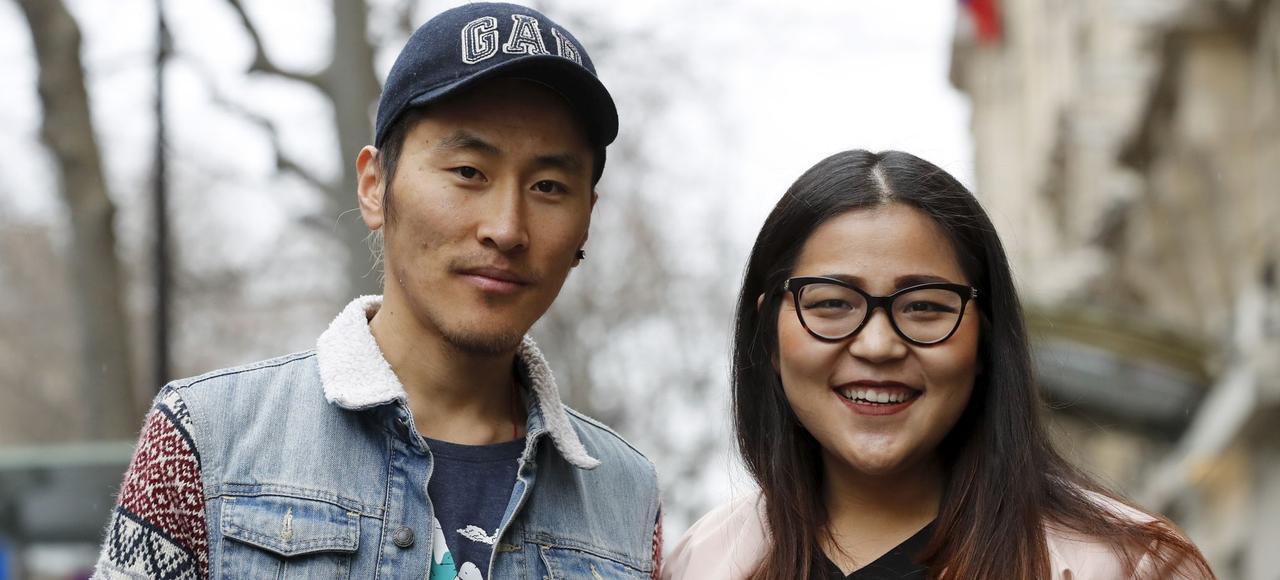 Grâce au «projet jeunes», Kunga et Tenzin ont décroché un CDI chez Zara en 2015.