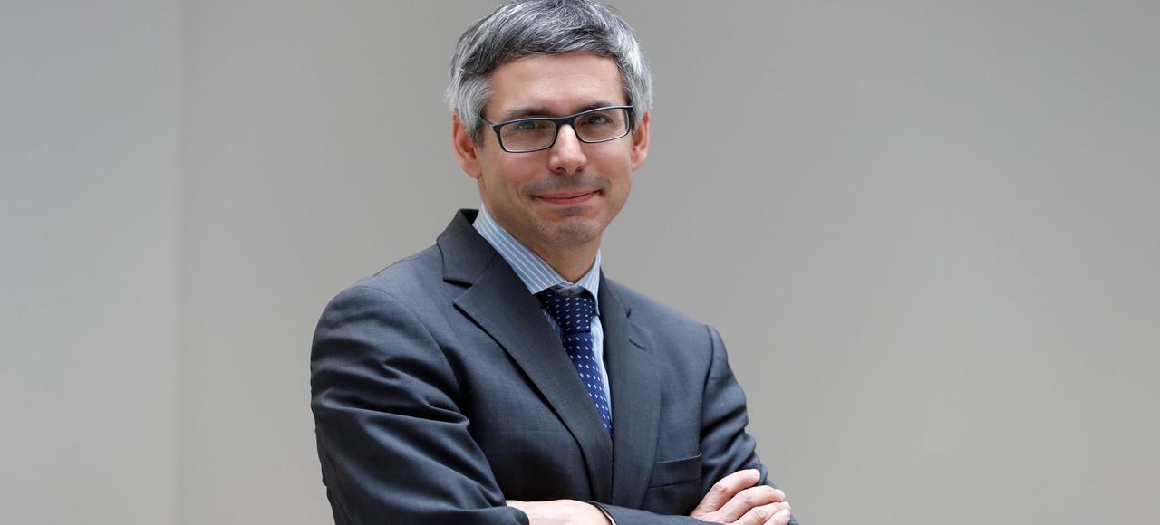 Vincent Chriqui, le nouveau directeur de campagne de François Fillon.