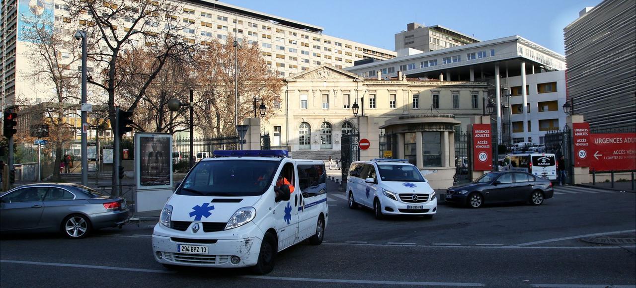 L'hôpital de la Timone est le plus important des quatre établissements que compte l'Assistance publique-Hôpitauxde Marseille.