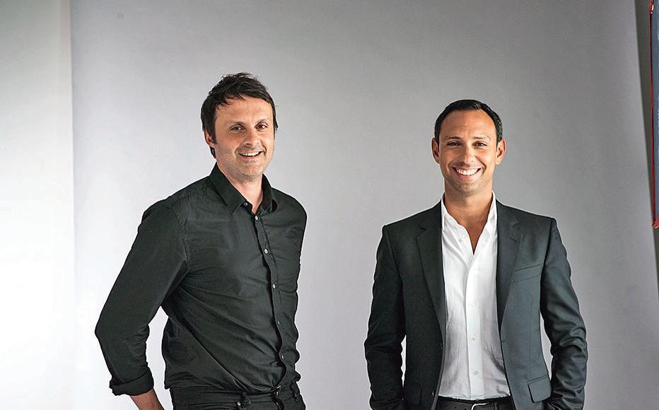 Thierry Petit et David Dayan