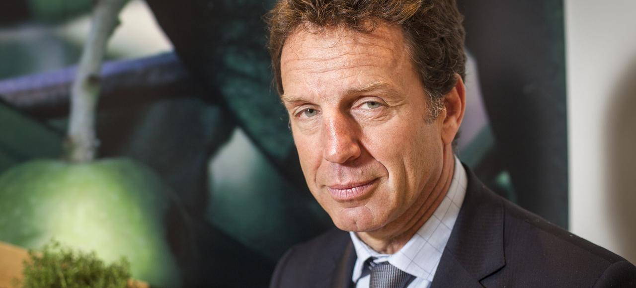 Geoffroy Roux De Bézieux, vice-président délégué du Medef en charge de la fiscalité.