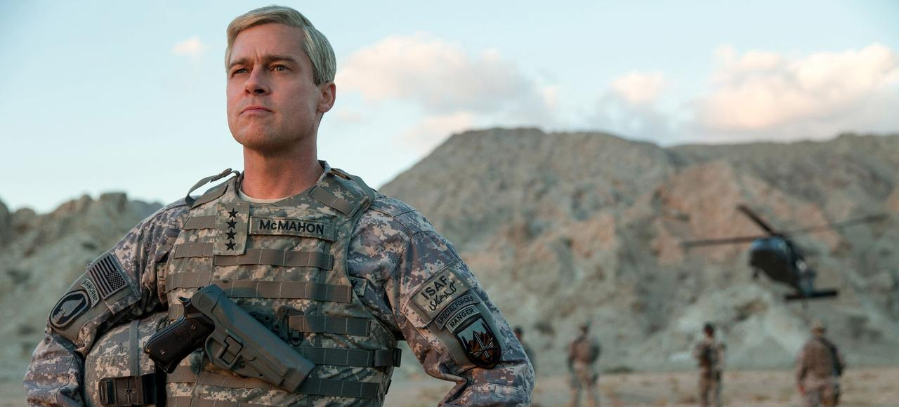 En 2015, Netflix a acquis les droits de distribution de la superproduction <i>War Machine</i>, avec Brad Pitt.