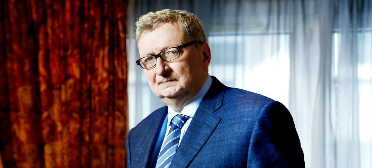 Philippe Raynaud, professeur de sciences politiques à Paris-II-Panthéon-Assas