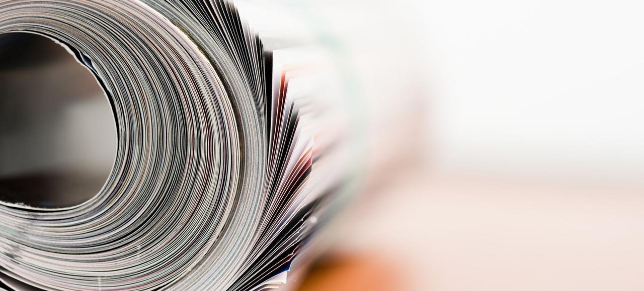 Le secteur de la presse a vu une vraie reprise du marché de la publicité papier depuis la fin de l'an dernier.