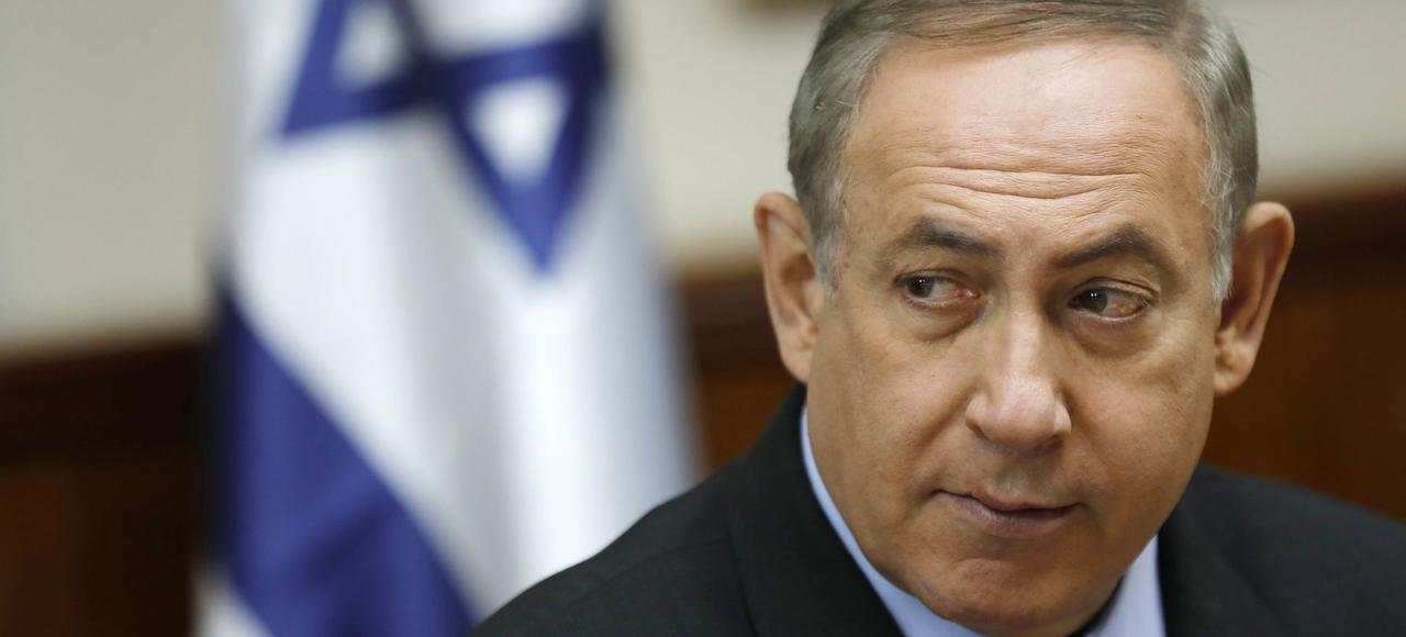 Le premier ministre israélien Benyamin Nétanyahou, le 16 mars, à Jérusalem.