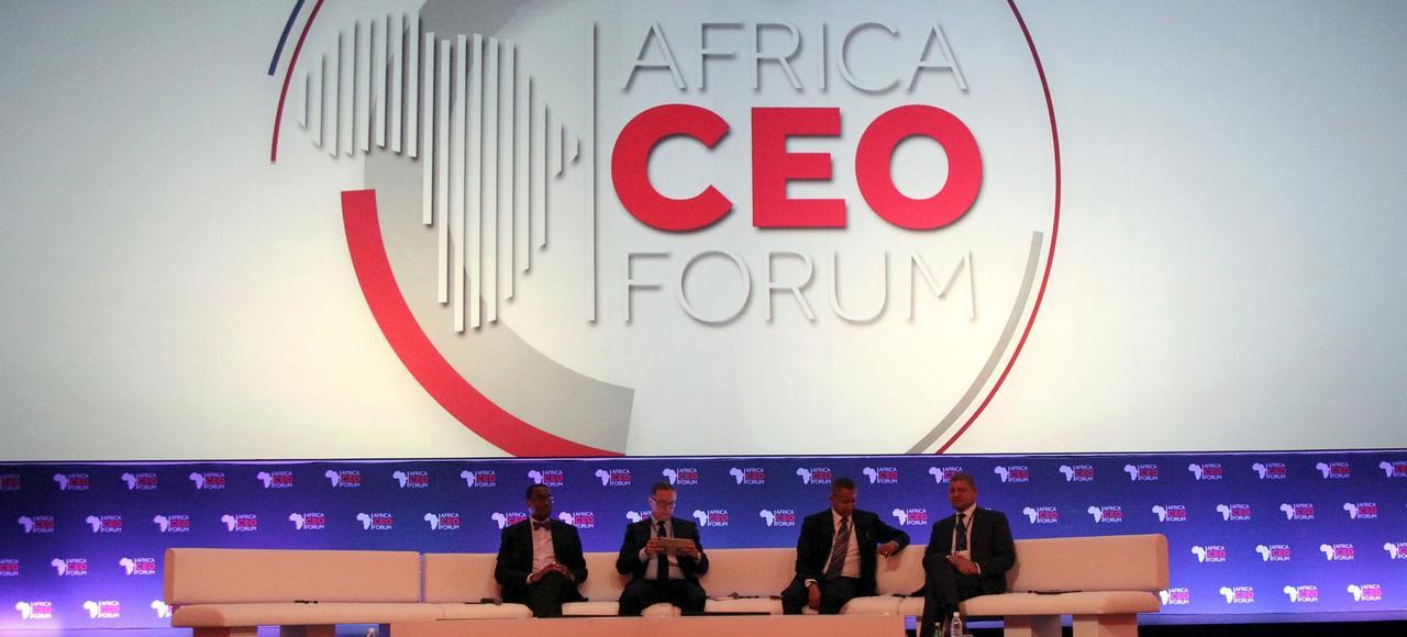 Mille deux cents représentants de cette Afrique-là se sont retrouvés à Genève les 20 et 21mars 2017 (en photo, l'édition 2016), réunis dans le cadre de l'Africa CEO Forum, organisé par le Groupe Jeune Afrique.