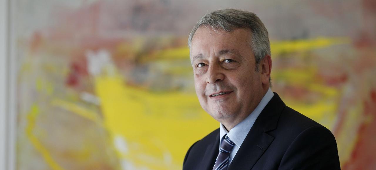 Antoine Frérot, le PDG de Veolia.