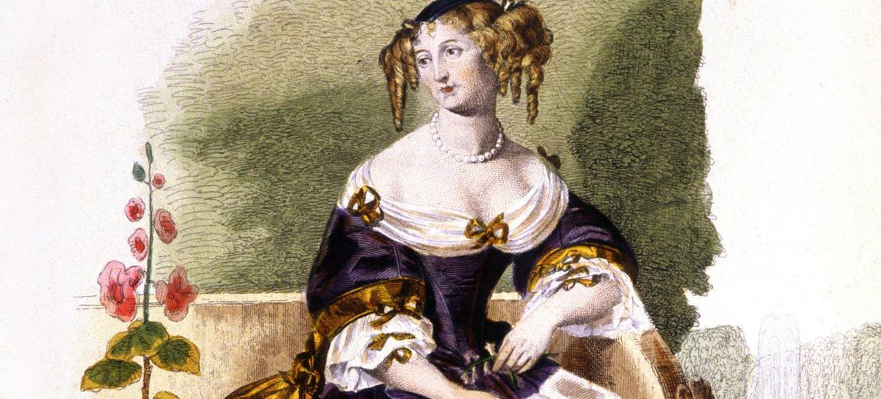 Madame de La Fayette.