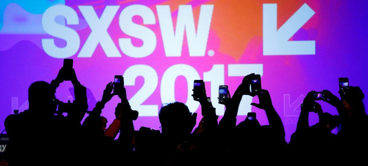 Le festival South by Southwest (SXSW), à Austin (Texas).