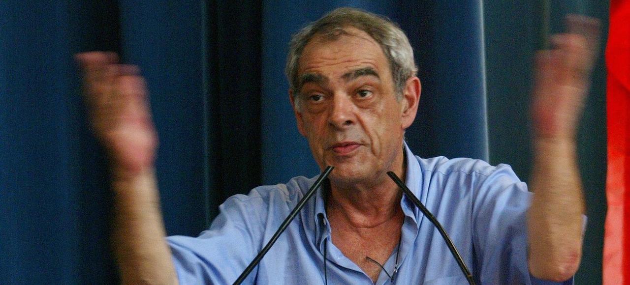 Henri Emmanuelli, en 2005 à Paris.