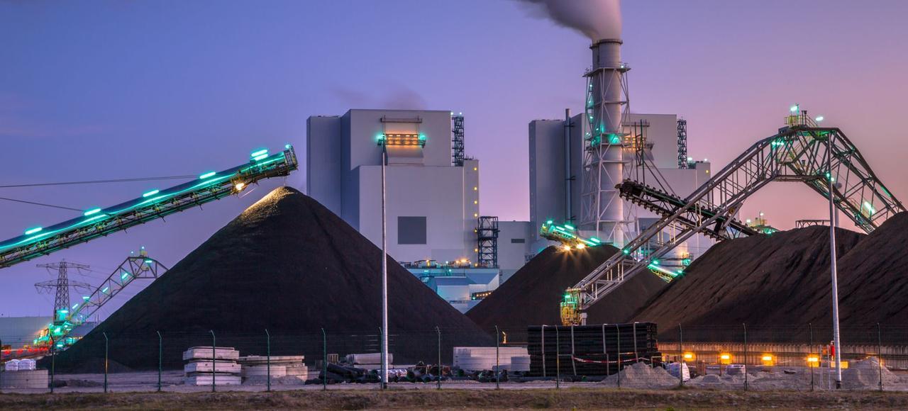 Le charbon est l'énergie la plus émettrice de gaz à effet de serre.