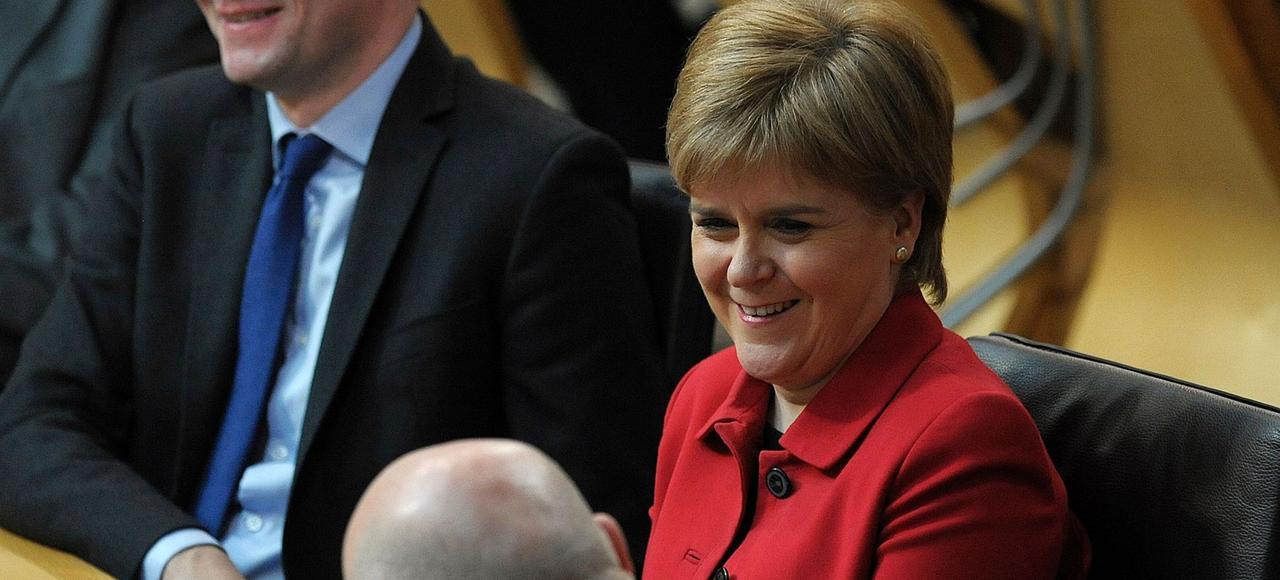 La première ministre écossaise Nicola Sturgeon souhaite demander un nouveau référendum d'indépendance de l'Écosse