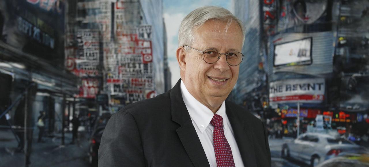 «Il faut être le plus rapide dans ses prises de décision et le plus rapide dans sa croissance. Nous avons ce rythme. Nous devons le garder», exploique Jacques Aschenbroich, PDG de Valeo .