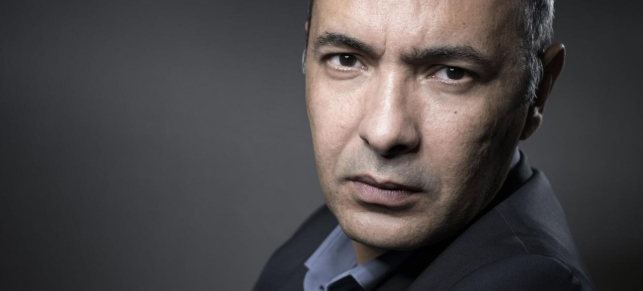 Kamel Daoud, écrivain et journaliste algérien.