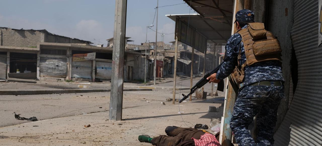 Dans le chaos de Mossoul