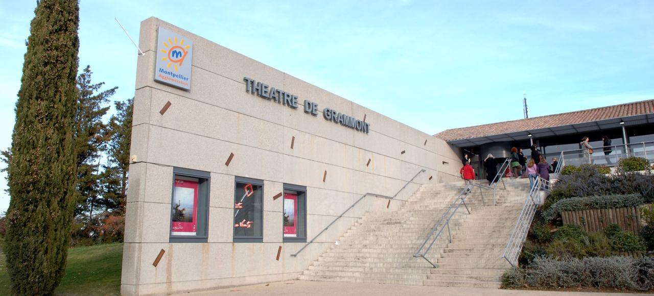 Le Centre dramatique national de Montpellier que Rodrigo Garcia a décidé d'abandonner au terme de quatre années seulement.