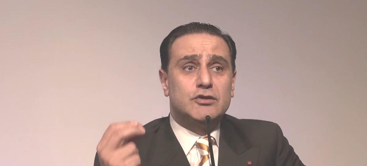 Elie Hatem a donné une conférence le 19 mars 2016 à Paris sur le thème de «La guerre, l'immigration et le terrorisme en Europe».